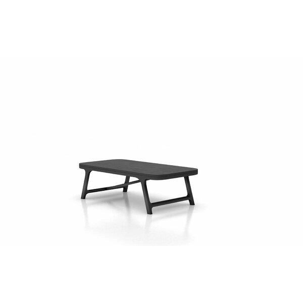 Badini Solid Wood Coffee Table By Latitude Run