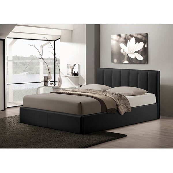 Kilanemos Queen Upholstered Platform Bed by Latitude Run