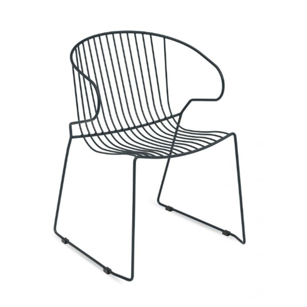Bolonia Stacking Patio Dining Chair by GAR