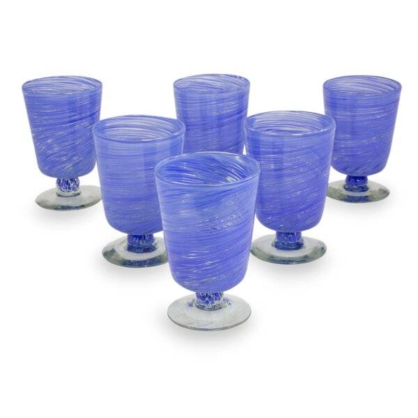 10 Oz. Every Day Glasses (Set of 6) by Novica