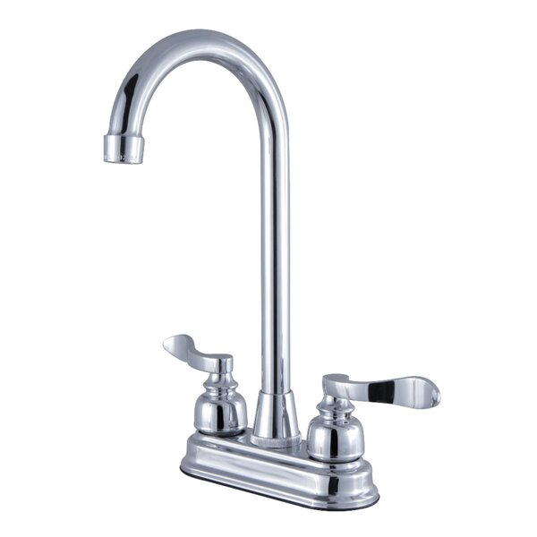 High-Arch Touch Bar Faucet by Kingston Brass
