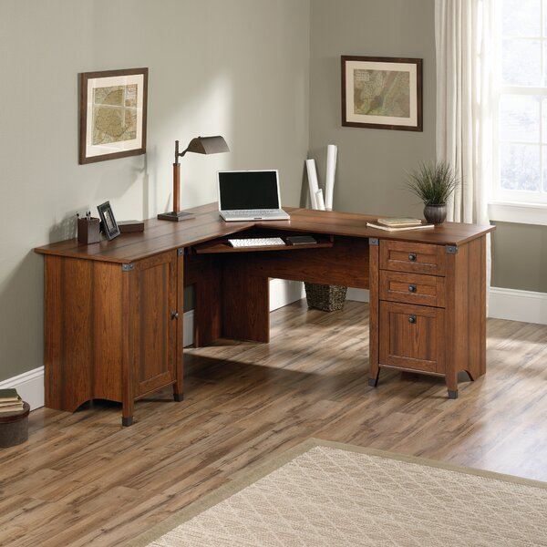 Chappel L Shaped Computer Desk by Trent Austin Design