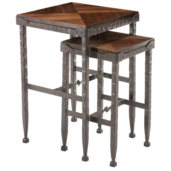 Roybal Large End Table by Loon Peak Loon Peak