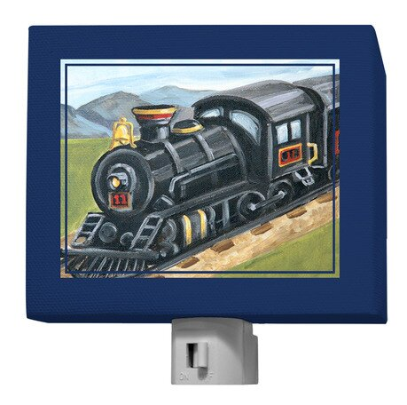 Vintage Ride Night Light by Oopsy Daisy