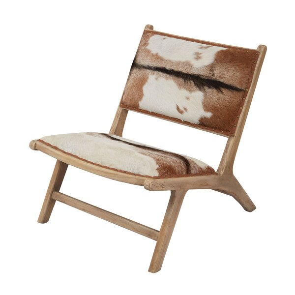 Wapiti Ridge Slipper Chair by Loon Peak