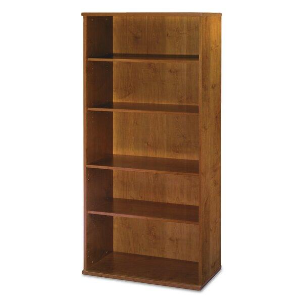Whittenburg 5 Shelf Standard Bookcase by Red Barrel Studio