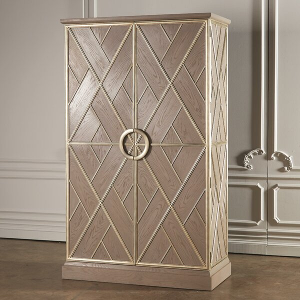 Amherst Tall 2 Door Accent Cabinet by Global Views