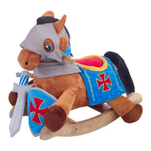 Best Reviews Knight's Horse Play and Rock Rocker By Rockabye