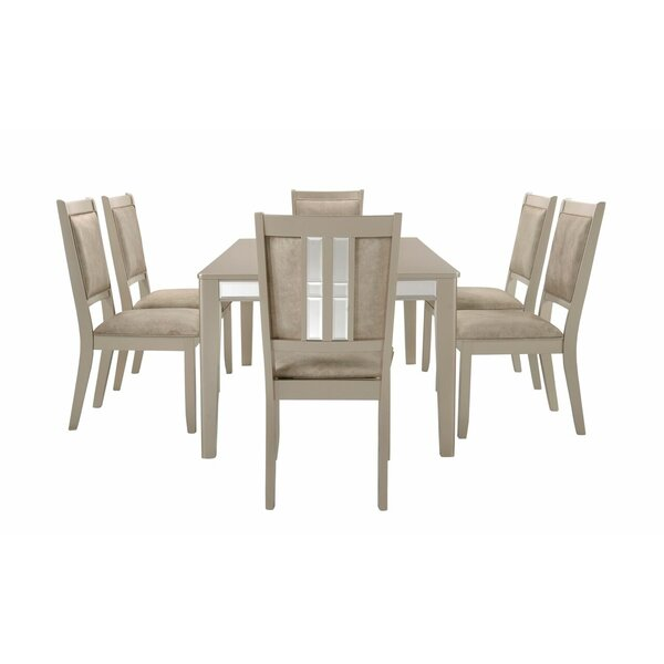Mccoll 5 Piece Dining Set by House of Hampton