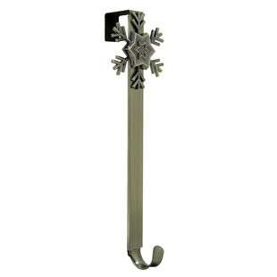 Adjustable Length Snap-on Snowflake Icon Hanging Accessory