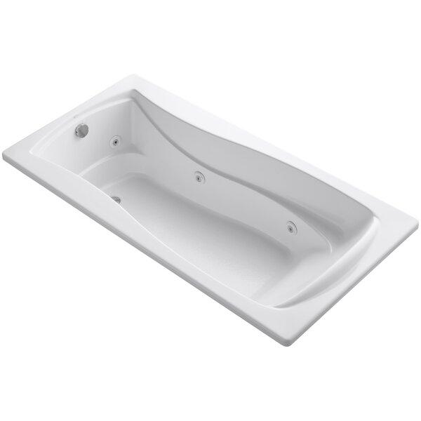 Mariposa 72 x 36 Whirpool Bathtub by Kohler
