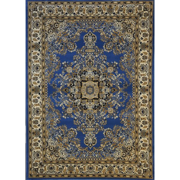 Redbridge Light Blue Area Rug by Astoria Grand