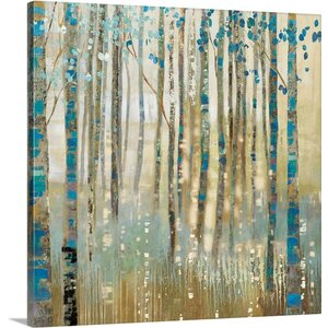 There will be Spring by PI Galerie Painting Print on Wrapped Canvas by Great Big Canvas