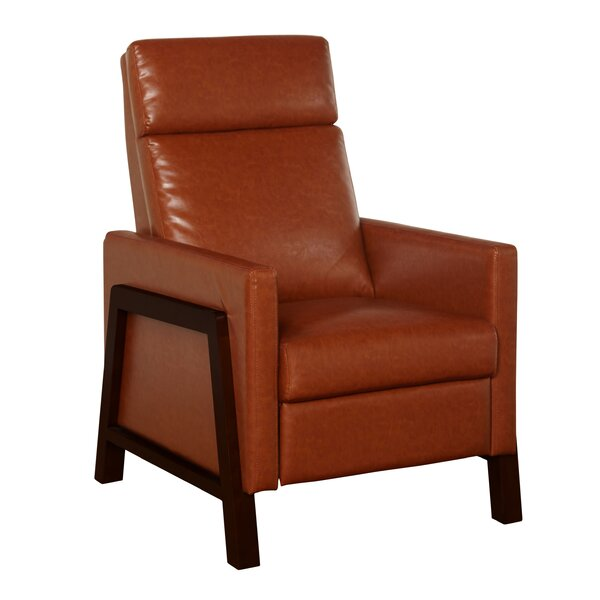 Groves Manual Recliner by Winston Porter