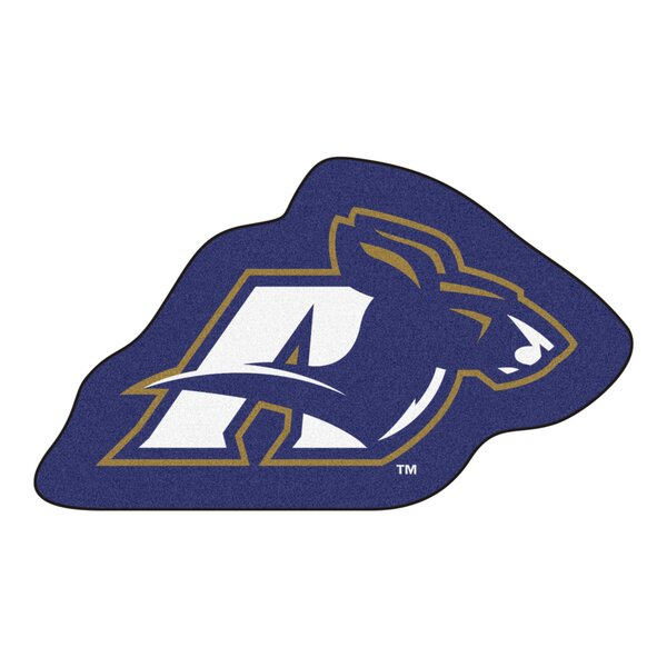 University of Akron Doormat by FANMATS