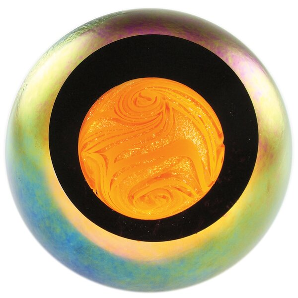 Racette Sun Paperweight by Winston Porter