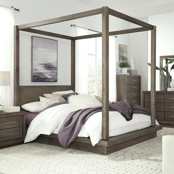 Melbourne Canopy Bed By Modus Furniture