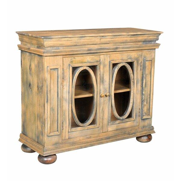 Ulysses 2 Door Accent Cabinet