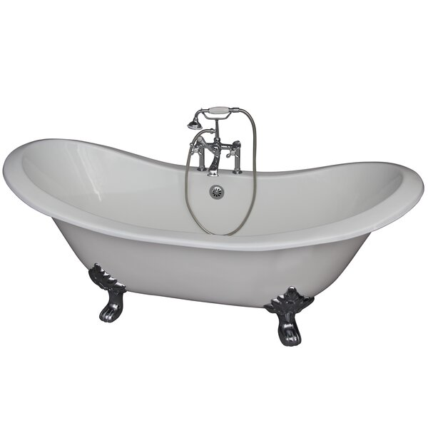 71 x 30.5 Soaking Bathtub Kit by Barclay