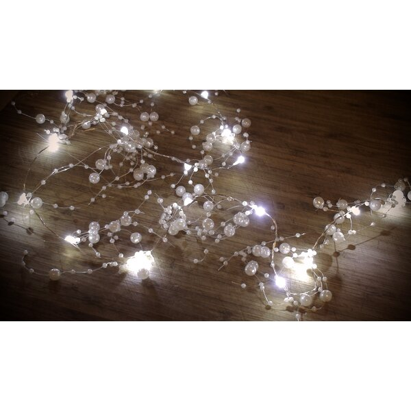 Pearl Garland 20 String Light by The Holiday Aisle