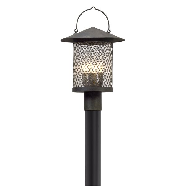 Sylvester Outdoor 4-Light Lantern Head by Darby Home Co