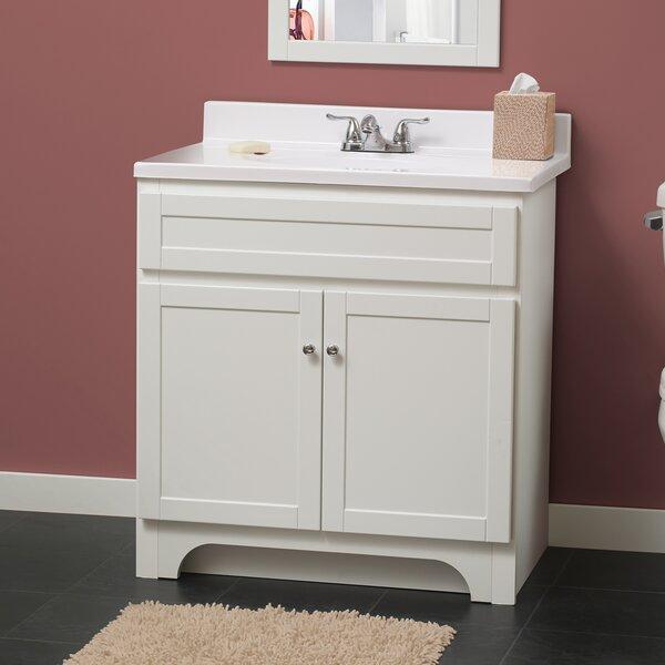 @ Hanaford 24 Single Bathroom Vanity Set by Andover Mills| #$0.00!