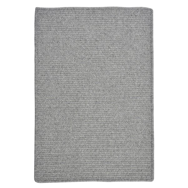 Westminster Light Gray Area Rug by Colonial Mills
