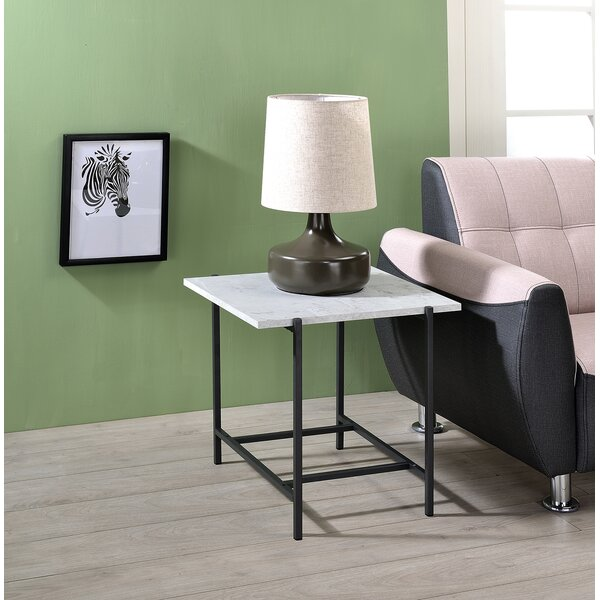 Byington End Table By Wrought Studio