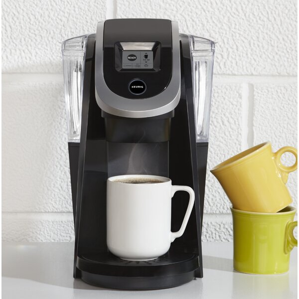 K250 Single-Serve K-Cup Pod Coffee Maker by Keurig