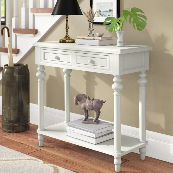 Purcellville Console Table by Charlton Home