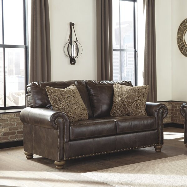 Modern Style Banuelos Loveseat by Darby Home Co by Darby Home Co