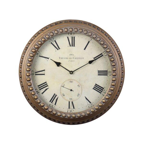 Dartford 16 Wall Clock by Canora Grey