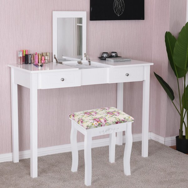 Paraiso Vanity Set with Mirror by Ophelia & Co.