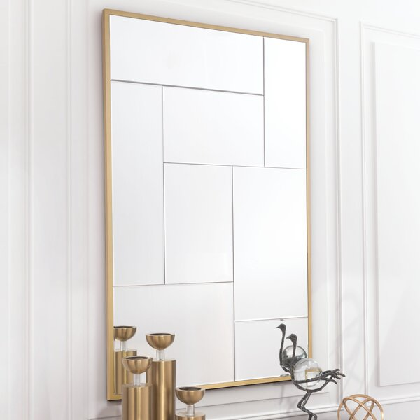 Patrik Multiple Accent Mirror by Everly Quinn