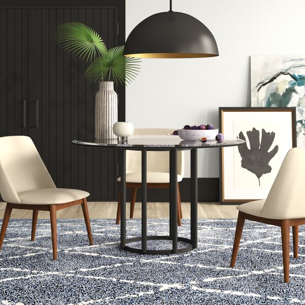 Mayon Dining Table by Mercury Row