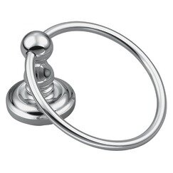 Madison Wall Mounted Towel Ring by Moen