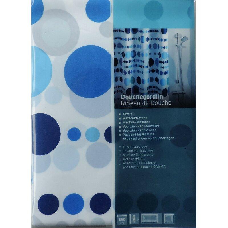 Loodveter 100 Gram.Ebern Designs Drewry Polka Dot Shower Curtain Wayfair