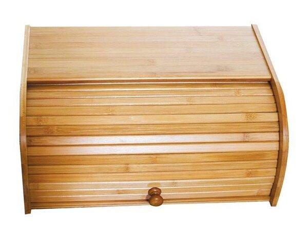 Roll Top Bread Box by Rebrilliant