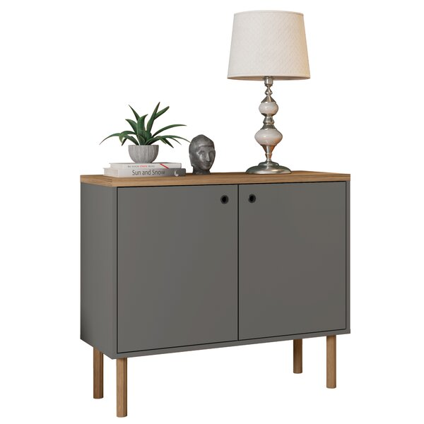 Maplesville 2 Door Accent Cabinet by George Oliver George Oliver