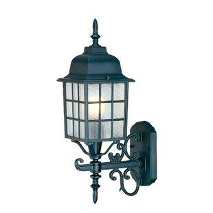 Best Reviews Belfield Outdoor Wall Lantern By Breakwater Bay