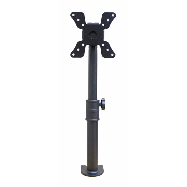 Height Adjustable Tilting/Swivel Desk Mount for 13 - 30 LCD/LED by Mount-it