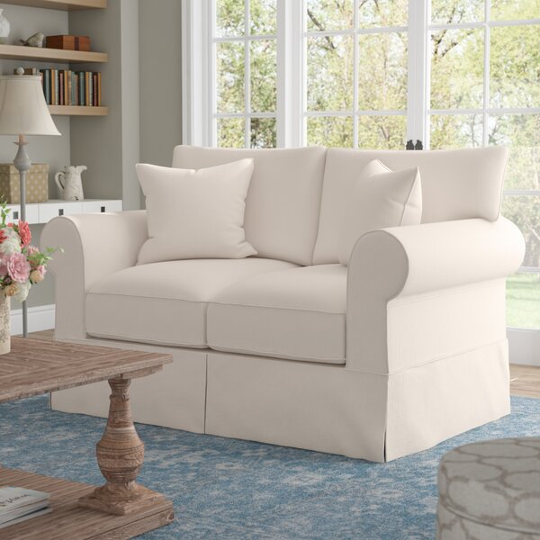 Fresh Look Paez Loveseat by Lark Manor by Lark Manor