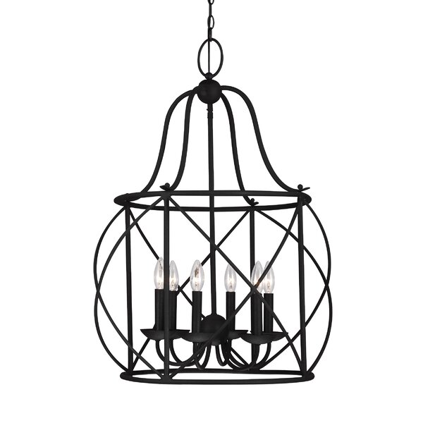 Rustic Cage Lighting