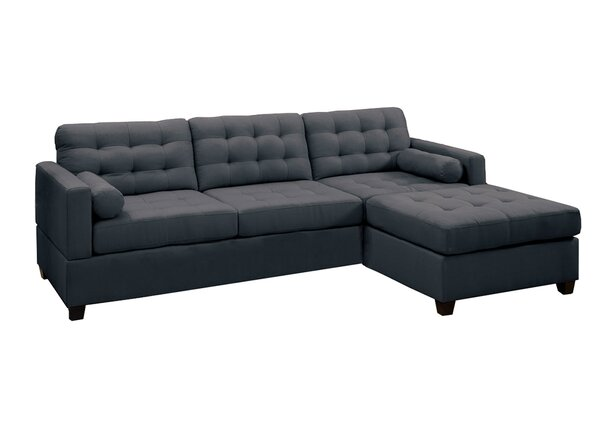 Kingsport Reversible Sectional by Red Barrel Studio