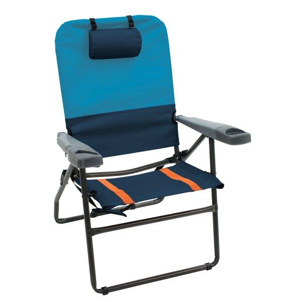 Eastham 4-Position Aluminum Reclining Beach Chair by Freeport Park Freeport Park