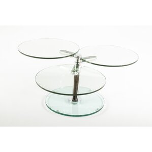 Hameenlinna End Table by dCOR design