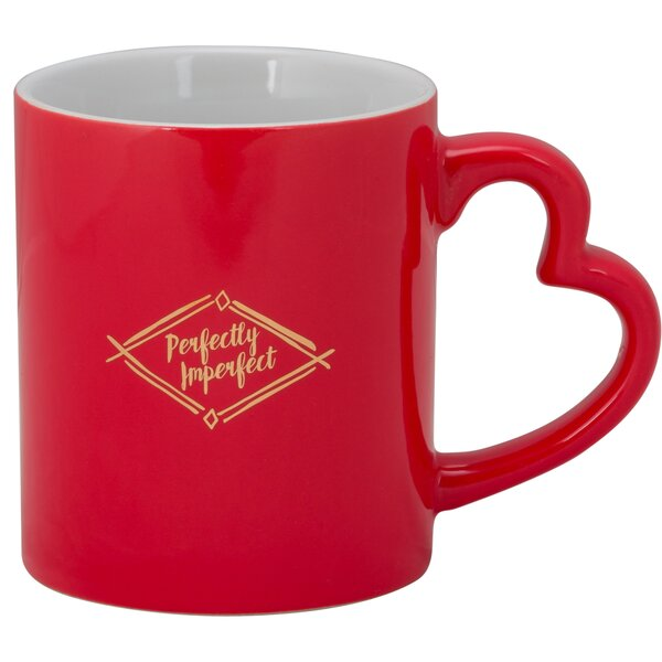 Perfectly Imperfect Coffee Mug by Ten Strawberry Street