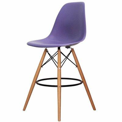 Fine Humes 264 Bar Stool Brayden Studio Color Purple Lamtechconsult Wood Chair Design Ideas Lamtechconsultcom
