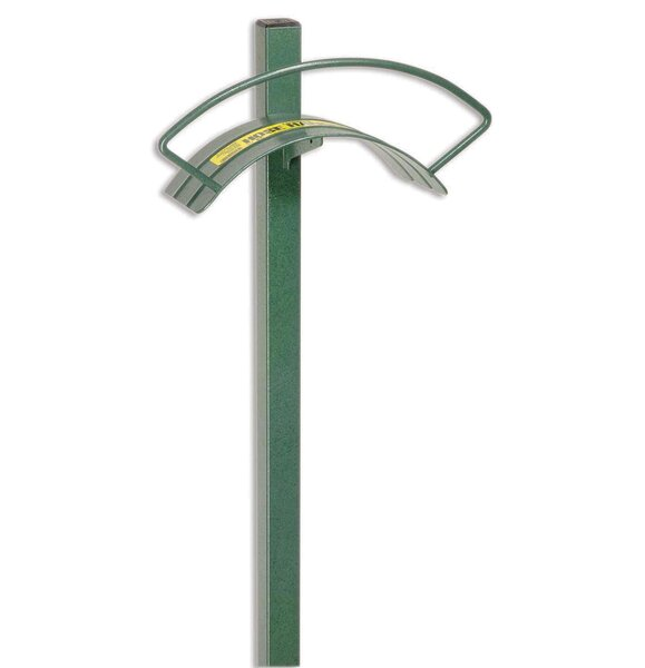 Free Standing Metal Hose Holder by Lewis Lifetime Tools