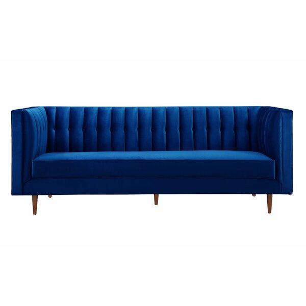 Hartell Chesterfield Sofa by Mistana